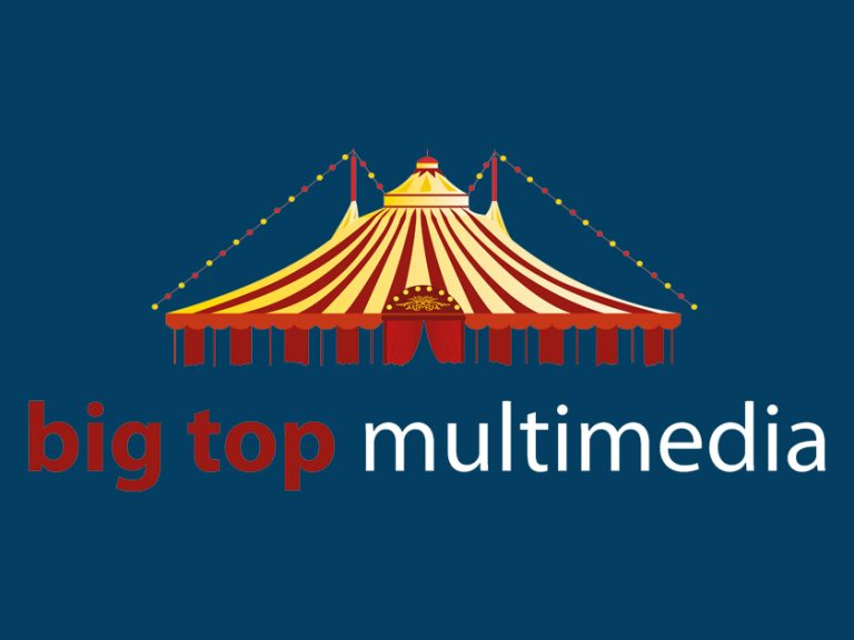 BigTop Multimedia Logo